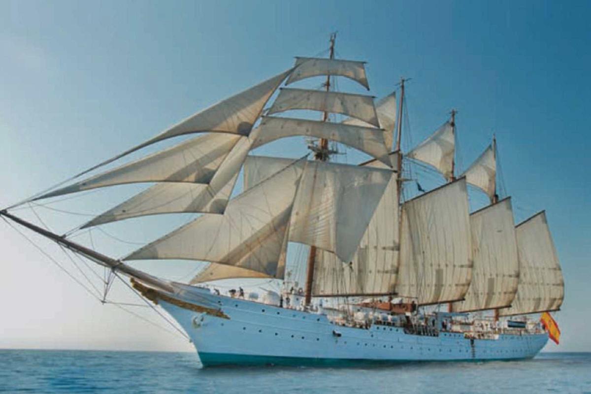 Navegar con un barco